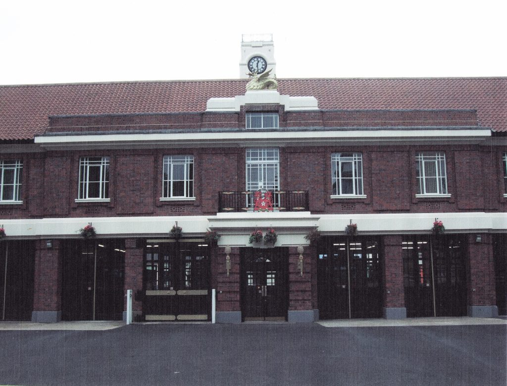 Leicester Civic Society Awards 2010 - Central Fire Station