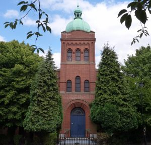 Leicester Synagogue Highfields