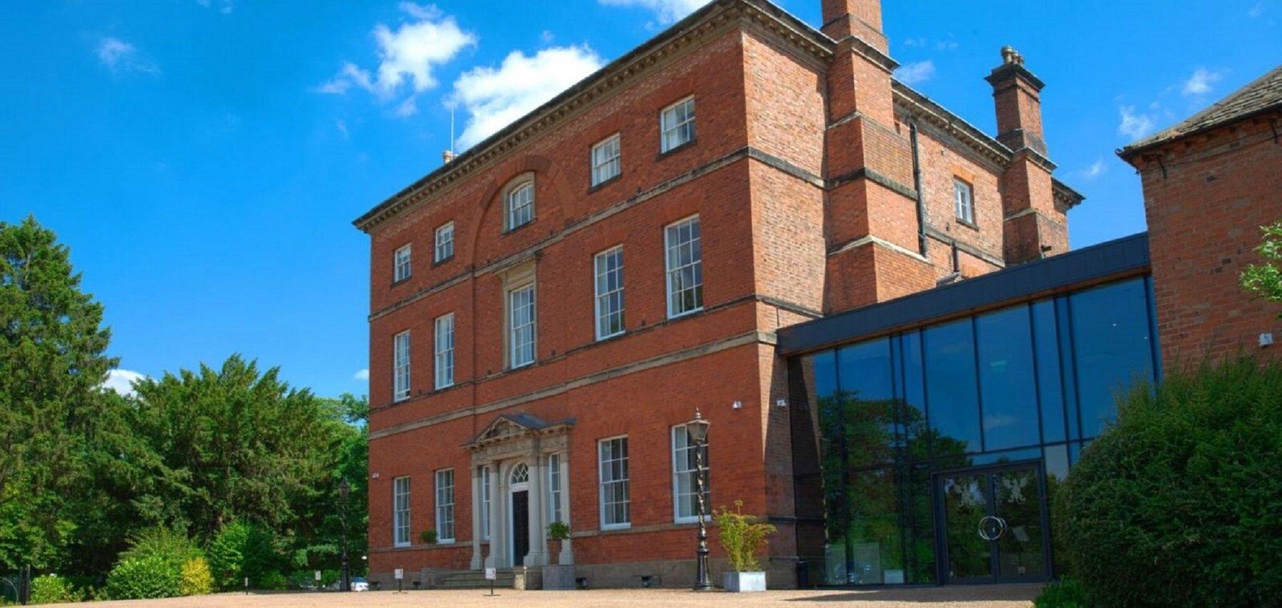 Winstanley House, Braunstone Park, Leicester