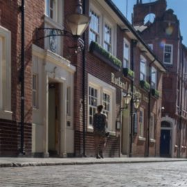 Leicester Greyfriars Townscape Heritage Initiative