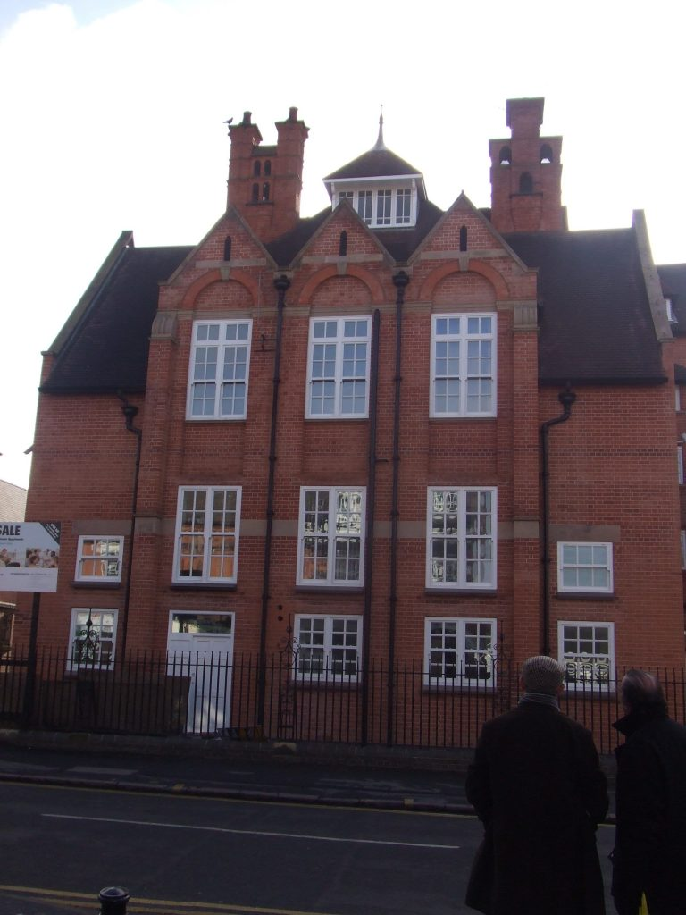 Leicester Civic Society Awards 2009 Commendation - Madeleine House
