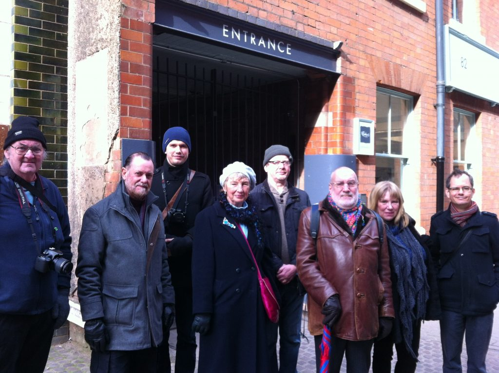 Leicester Civic Society Awards 2012 - Makers Yard