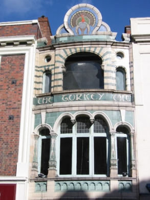Leicester Civic Society 2014 - Turkey Cafe