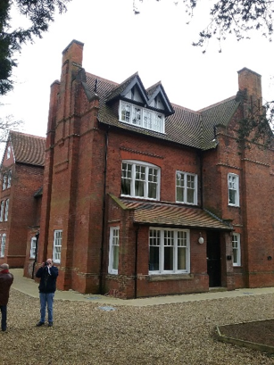 Leicester Civic Society 2015 - Burnham House