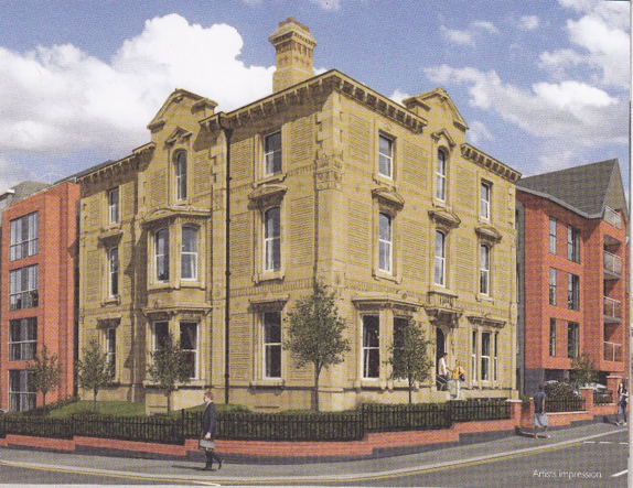 Leicester Civic Society 2015 - Stonesby House