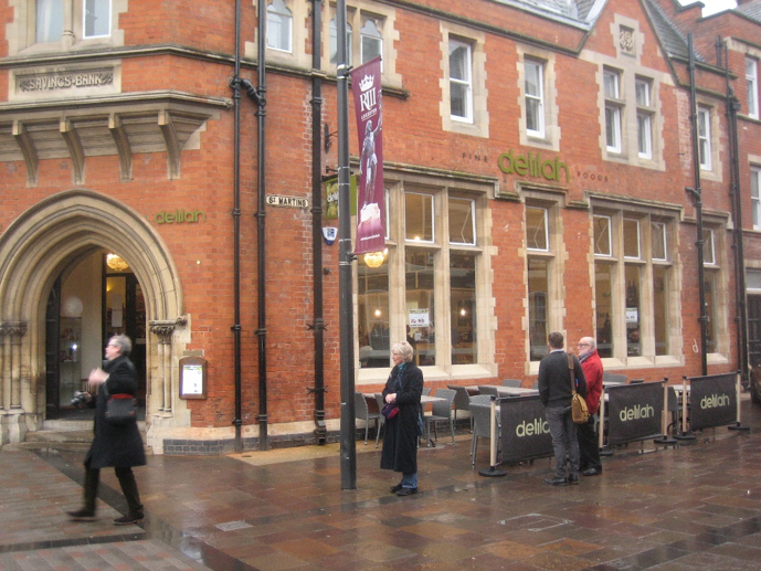 Leicester Civic Society 2016 - Former Leicester Savings Bank