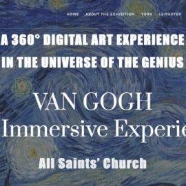 Leicester Van Gogh Exhibition
