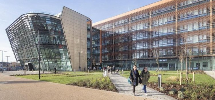 DMU Veejay Patel Building, Leicester