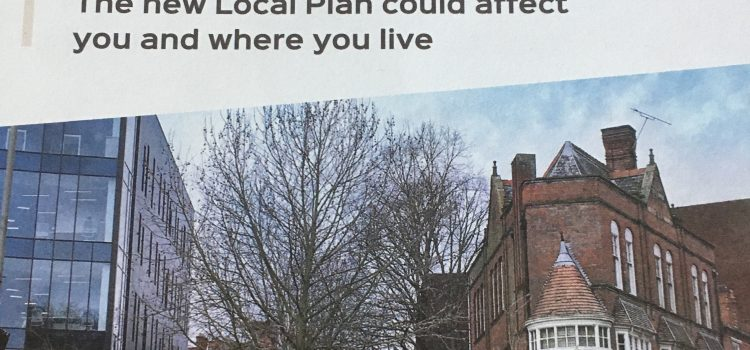 Leicester's  new local plan – Leicester Civic Society's response